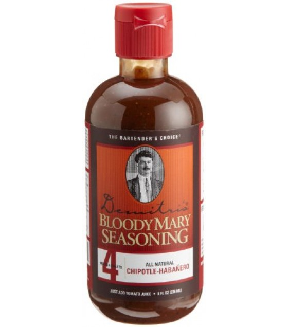 [Demitris] Bloody Mary Seasoning-Drink Mixes Chipotle-Habanero