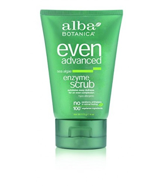 [Alba Botanica] Facial Care Products Sea Enzyme Facial Scrub