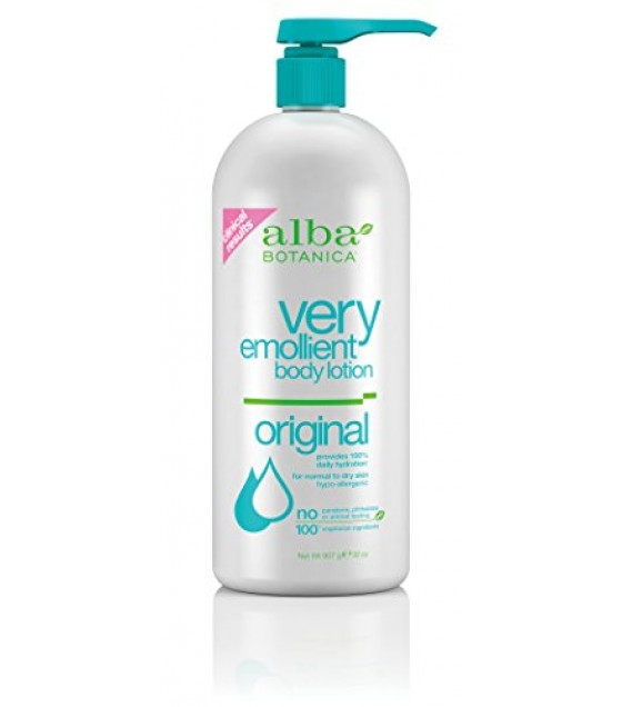 [Alba Botanica] Lotions Very Emollient Scented Body