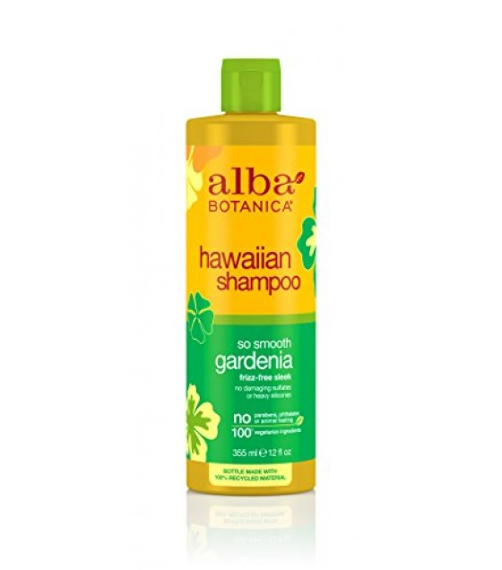 [Alba Botanica] Hawaiian Hair Care Gardenia Hydrating Hair Conditioner