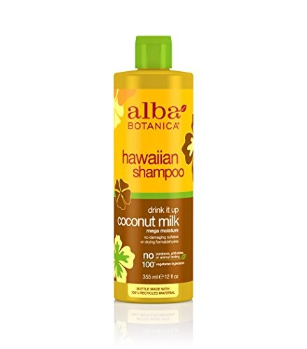 [Alba Botanica] Hawaiian Hair Care Cocoa Butter Dry-Repair Hair Wash