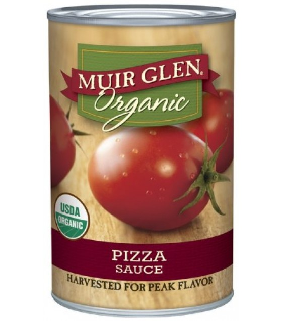 [Muir Glen] Condiments Pizza Sauce  At least 95% Organic