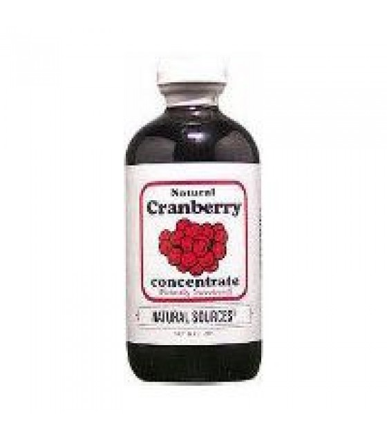 [Natural Source] Concentrates, Naturally Sweetened Cranberry