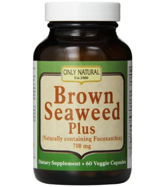 [Only Natural]  Brown Seaweed Plus 700Mg