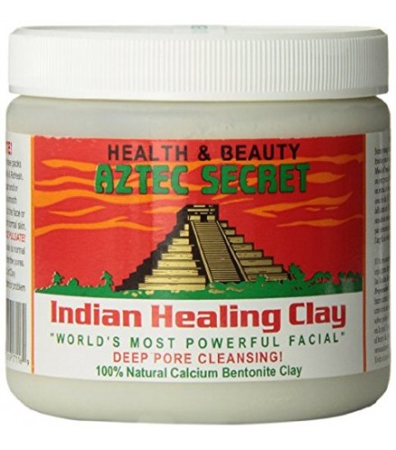 [Aztec Secret Health & Beauty] Healing Clay Secret Indian
