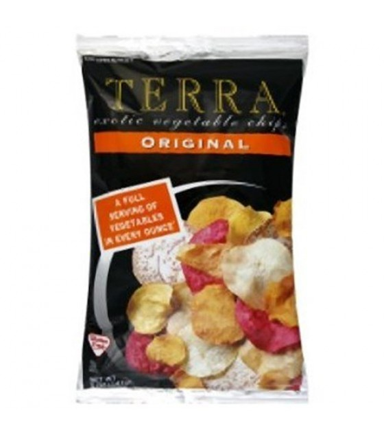 [Terra Chips] Exotic Vegetable Chips Original
