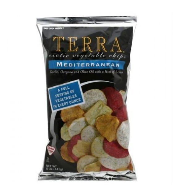 [Terra Chips] Exotic Vegetable Chips Mediterranean