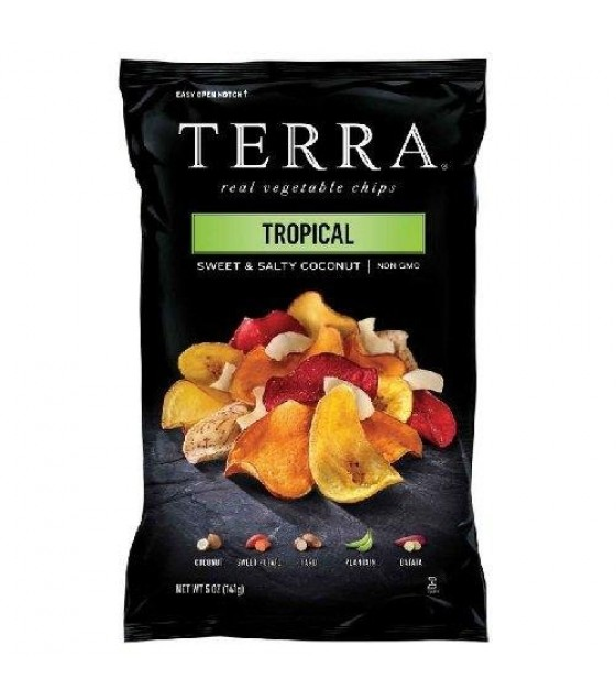 [Terra Chips] Exotic Vegetable Chips Tropical Blend