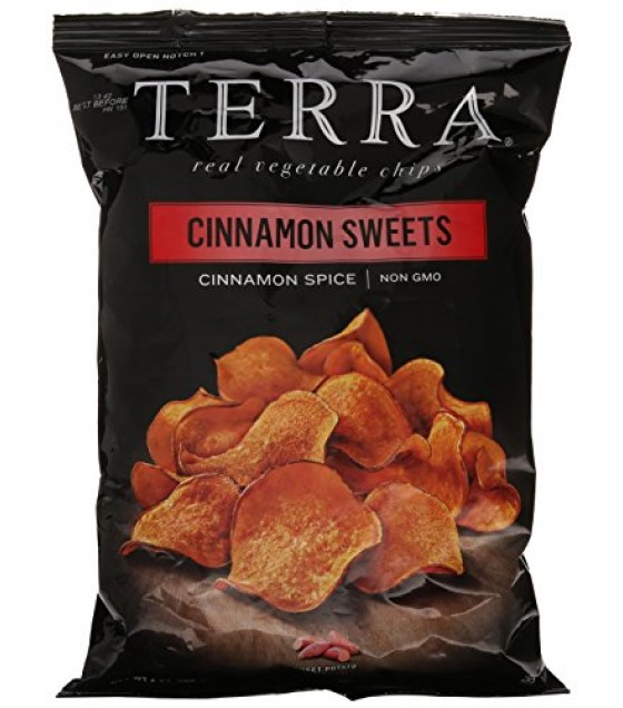 [Terra Chips] Sweet Potato Chips Cinnamon Spice
