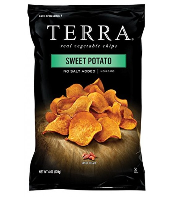 [Terra Chips] Sweet Potato Chips Plain