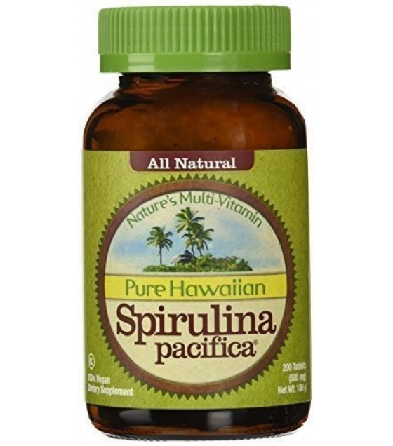 [Nutrex Hawaii Inc.]  Spirulina Pacifica, 500 mg