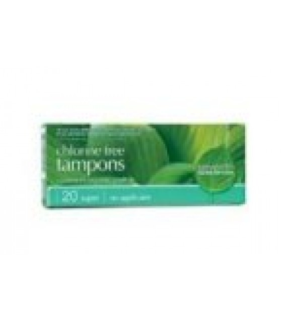 [Seventh Generation] Feminine Hygiene Products Tampons, Super, Digital