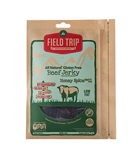 [Field Trip] Beef Jerky Honey Spice No.11