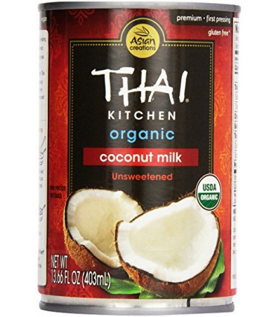 [Thai Kitchen] Pure Coconut Milk Coconut Milk  At least 95% Organic