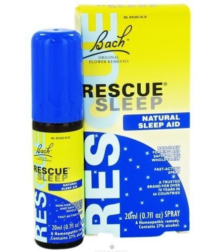 [Bach Flower Essences] Rescue Remedy Rescue Remedy Sleep