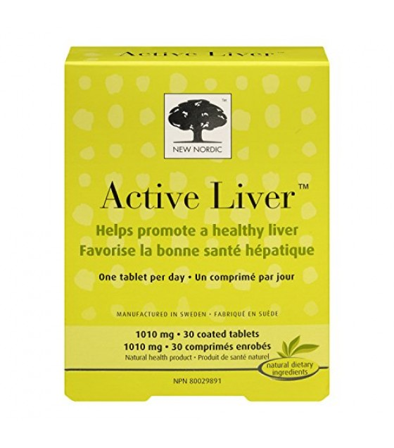 [new Nordic] Active Liver