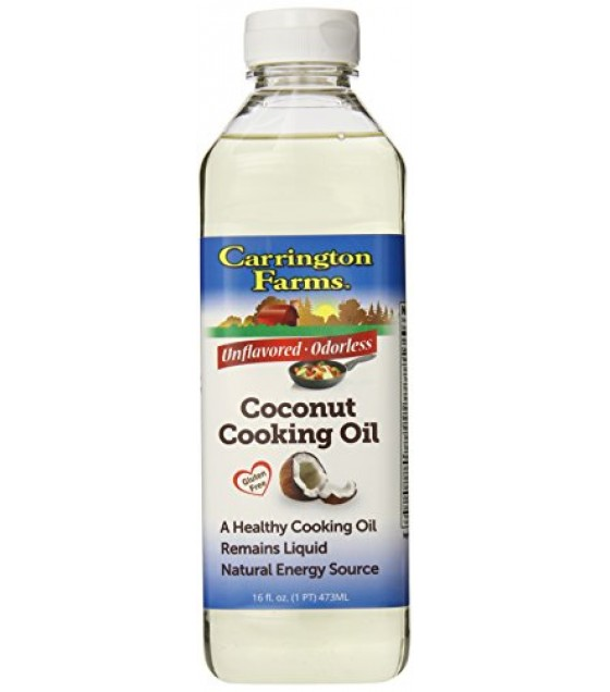 [Carrington Farms]  Coconut Cooking Oil