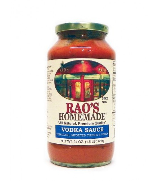 [Rao`S Homemade] Pasta Sauces Vodka