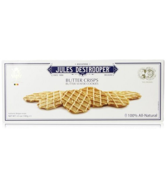 [Jules Destrooper] Cookies Butter Crisps
