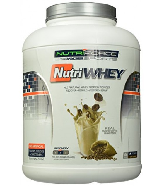 [nutriforce Sports] Nutriwhey,cafe Cream