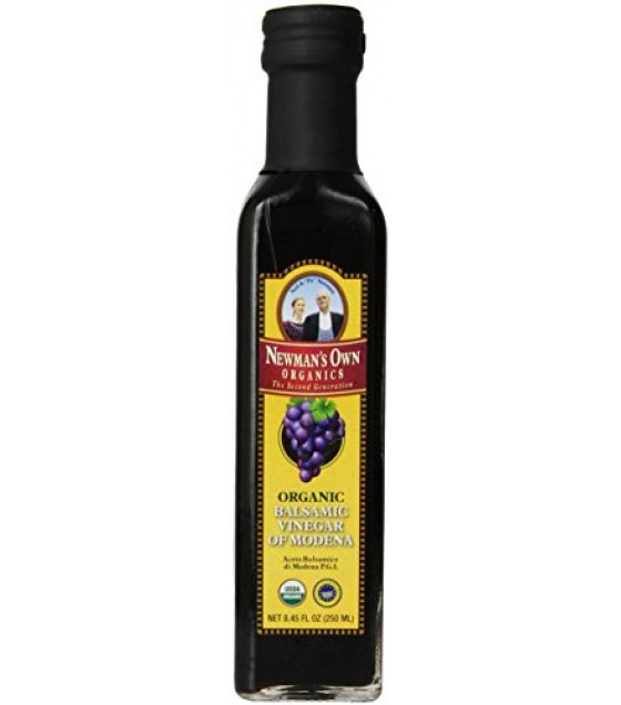 [Newman`S Own Organics] Olive Oil & Balsamic Vinegar Balsamic Vinegar  At least 95% Organic