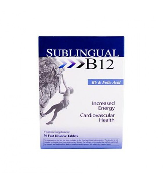 [Heaven Sent] SUBLINGUAL B12 W/B6