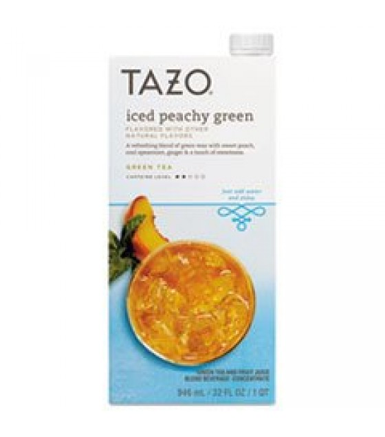 [Tazo] Iced Tea Concentrates Peachy Green