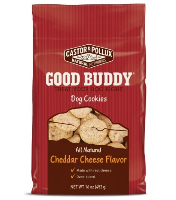 [Castor & Pollux] Good Buddy Dog Cookie, Cheese