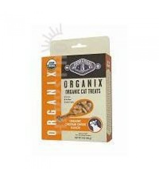 [Castor & Pollux] Organix Cat Treats Chicken  At least 95% Organic