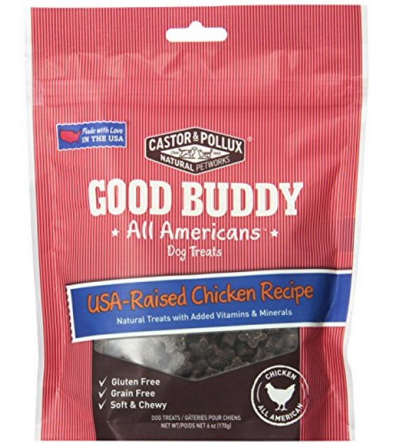 [Castor & Pollux] Good Buddy All Americans Treats, Chicken