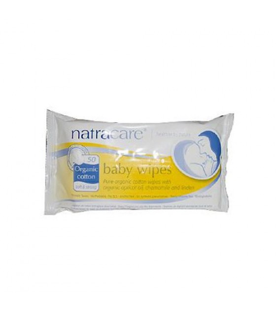 [Natracare] Baby Care Baby Wipes