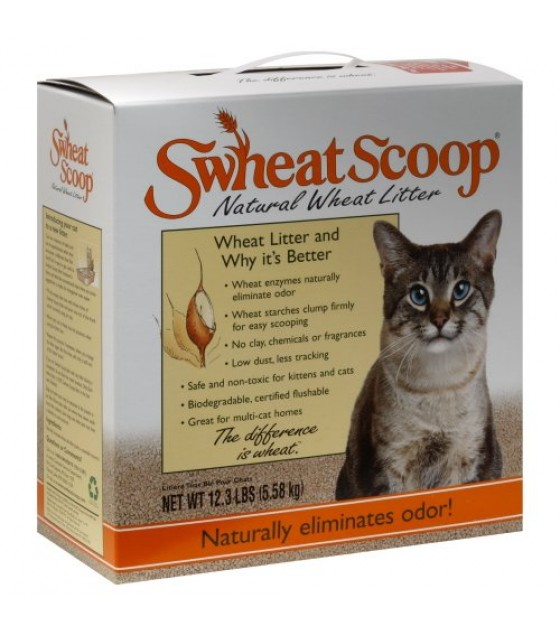 [Swheat Scoop]  Cat Litter, Scoop