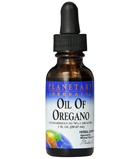 [Vitality Works] Oregano Oil Oregano Oil