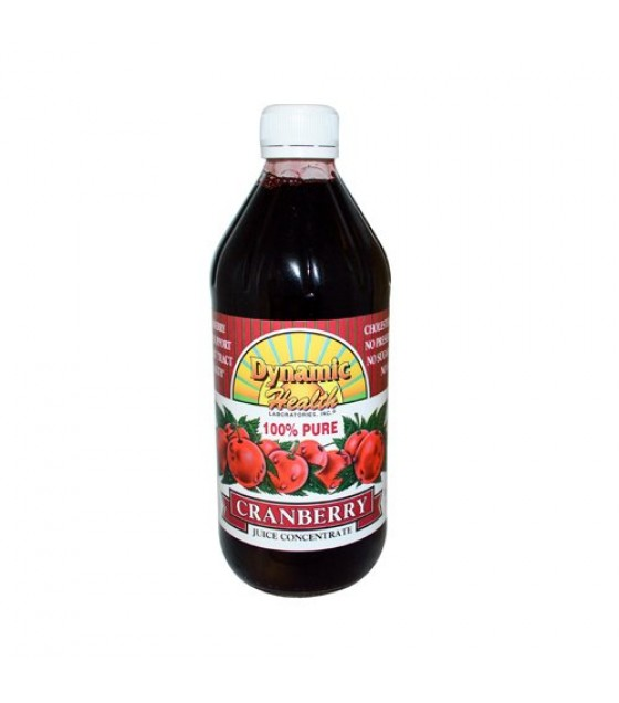 [Dynamic Health] CONCENTRATE,CRANBERRY