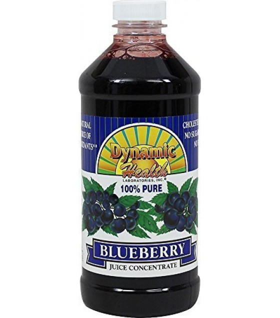[dynamic Health] Blueberry Juice Concentrate