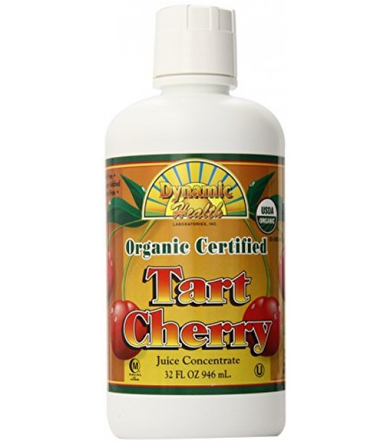 [Dynamic Health Laboratories] Concentrates Tart Cherry Concentrate  At least 95% Organic