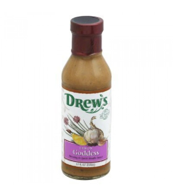[Drew`S All Natural] Dressing/Marinade Lemon Goddess