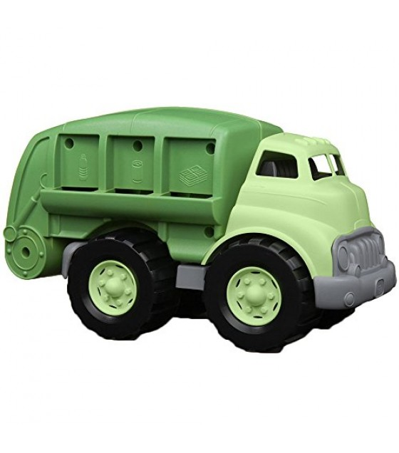 [green Toys] Recycle Truck
