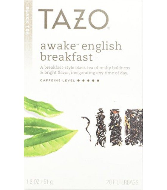 [Tazo] Black Teas Awake English Breakfast