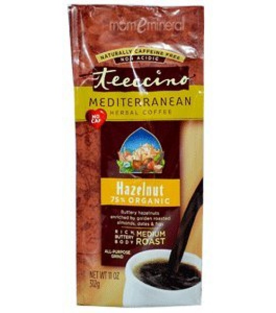 [Teeccino] Herbal Coffee Hazelnut  At least 70% Organic