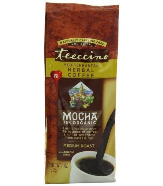 [Teeccino] Herbal Coffee Mocha  At least 70% Organic