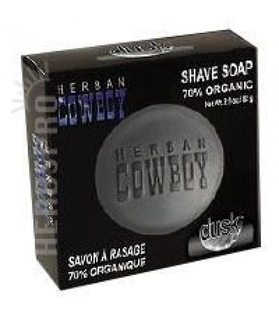 [Herban Cowboy] Facial Care Shave Soap, Dusk
