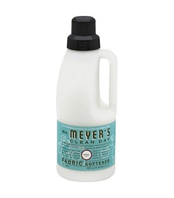 [Mrs Meyers Clean Day] Laundry Supplies Fabric Softener, Basil