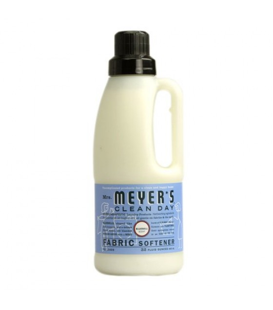 [Mrs Meyers Clean Day] Laundry Supplies Fabric Softener, Bluebell