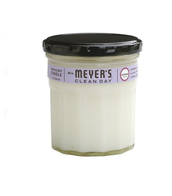 [mrs.meyers Clean Day] Soy Candle,lavender