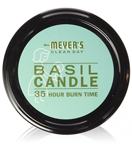 [Mrs Meyers Clean Day] Candles Soy Candle, Basil