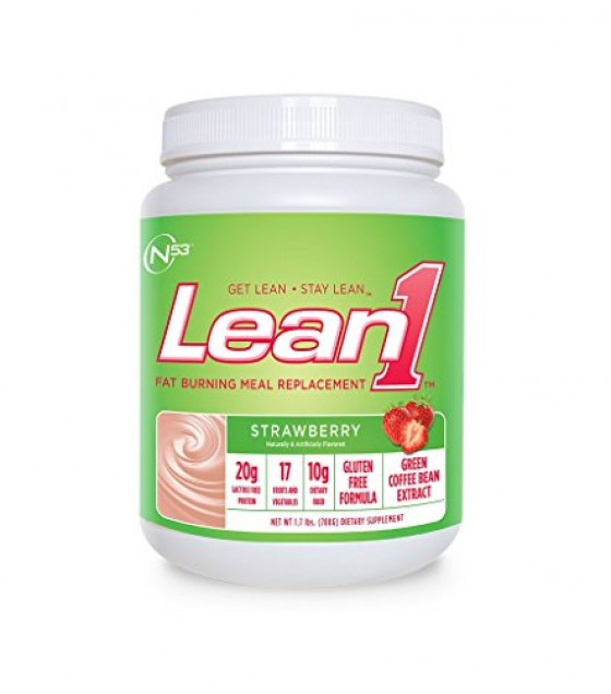[Nutrition53] LEAN1 SHAKE,STRAWBERRY