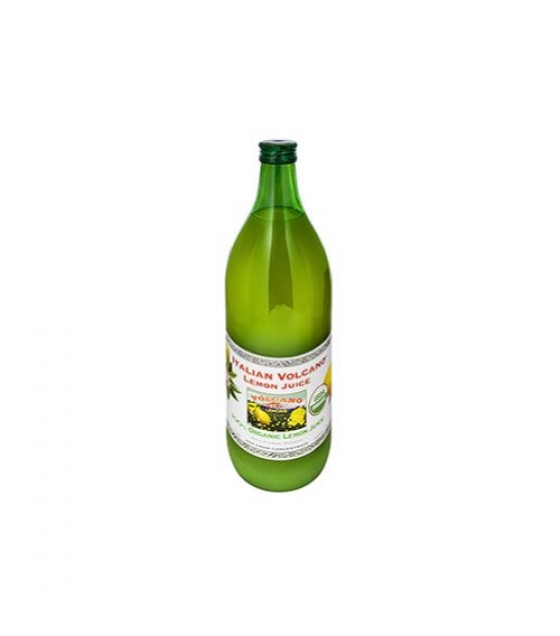 [Italian Volcano] Juices Lemon Juice  100% Organic