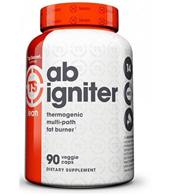 [top Secret Nutrition] Ab Ignier,fat Burner