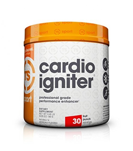 [top Secret Nutrition] Cardio Igniter,frt Punch